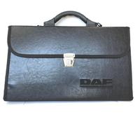 Сумка папка-TIR дальнобойщика из эко-кожи Daf (8825) DAF