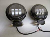 Дополнительная фара LED GV-066-30W CREE XM-L-T6 - 2 шт.(8777)