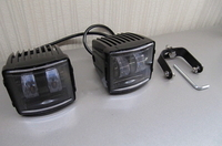 Самые яркие дополнительные LED фары GV-30W СТГ.- 2шт.(8778)