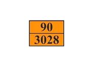 Таблица ADR (опастный груз) (9036)