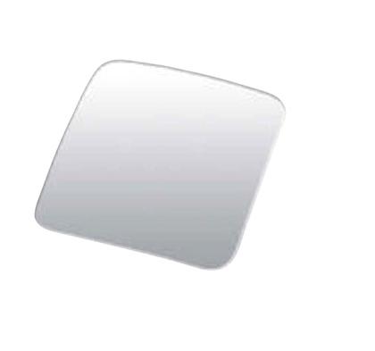 Стекло зеркала дополнительного Daf, Volvo панорамное с подогревом (185x143)/906