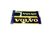 Вымпел полоска средняя (двухсторонний) VOLVO (9321) VOLVO
