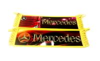 Вымпел полоска средняя (двухсторонний) Mercedes (9327) MERCEDES-BENZ