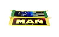 Вымпел полоска средняя (двухсторонний) MAN (9328) MAN