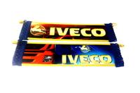 Вымпел полоска средняя (двухсторонний) IVECO (9329) IVECO