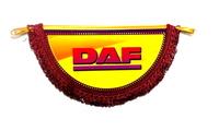 """Вымпел полукруг """"DAF"""" (9334) DAF"""
