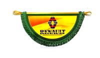 """Вымпел полукруг """"Renault"""" (9335) RENAULT"""