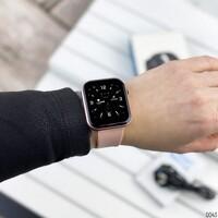 Смарт-часы Modfit ZL11 Pink-Black(11520)