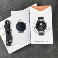 Смарт-часы Modfit S600 Black-Silver(11516)
