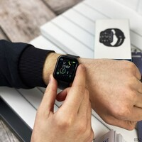 Смарт-часы Modfit ZL11 All Black(11530)