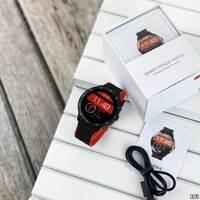 Смарт-часы Modfit MT16 Black-Red(11517)