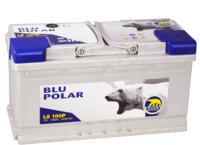 Автомобильный аккумулятор BAREN POLAR Plus (100A/ч)/3504 BAREN