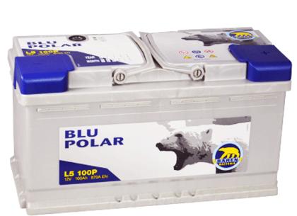Автомобильный аккумулятор BAREN POLAR Plus (100A/ч)/3504