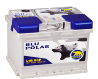 Автомобильный аккумулятор BAREN POLAR Plus (50A/ч)/3498 BAREN