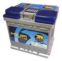 Автомобильный аккумулятор BAREN POLAR Plus (54A/ч)/3499 BAREN