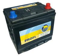 Автомобильный аккумулятор BAREN PROFI Jp (75A/ч)/3508 BAREN