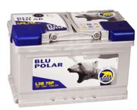 Автомобильный аккумулятор BAREN POLAR Plus (75A/ч)/3502 BAREN