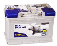 Автомобильный аккумулятор BAREN POLAR Plus (80A/ч)/3503 BAREN