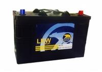 Автомобильный аккумулятор BAREN PROFI lKW (100A/ч)/3511 BAREN