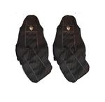 Чехлы DAF 95XF от 1996, 105XF от 2006, CF,LF от 2002 сидения вращ. 2ремня/2468