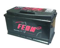 Автомобильный аккумулятор FEON (100A/ч)/3483 FEON