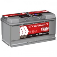 Автомобильный аккумулятор FIAMM TITANIUM PRO(PLUS) (100A/ч)/3469