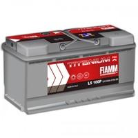 Автомобильный аккумулятор FIAMM TITANIUM PRO(PLUS) (100A/ч)/3469 FIAMM