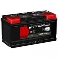 Автомобильный аккумулятор FIAMM TITANIUM PRO(PLUS) (110A/ч)/3470 FIAMM