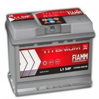 Автомобильный аккумулятор FIAMM TITANIUM Pro (PLUS) (54A/ч)/3460 FIAMM
