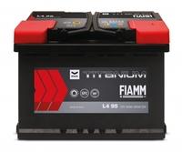 Автомобильный аккумулятор FIAMM TITANIUM PRO(PLUS) (95A/ч)/4168 FIAMM