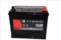 Автомобильный аккумулятор FIAMM DIAMOND Jp (45A/ч)/3472 FIAMM