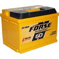 Автомобильный аккумулятор Forse  6CT-60 Ампер