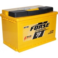 Автомобильный аккумулятор Forse  6СТ-77 ампер