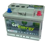 Автомобильный аккумулятор PLATIN Gel Energy (50A/ч)/3537 PLATIN