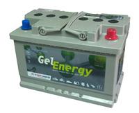Автомобильный аккумулятор PLATIN Gel Energy (60A/ч)/3538 PLATIN
