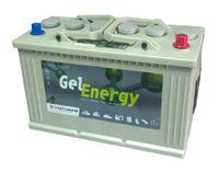 Автомобильный аккумулятор PLATIN Gel Energy (100A/ч)/3539 PLATIN