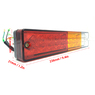Задний Led фонарь Allpin 3 секции 10-30 В (9355)