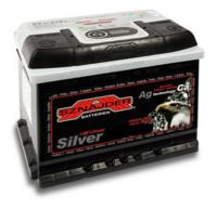Автомобильный аккумулятор SZNAJDER Silver (60A/ч)/3570 SZNAJDER