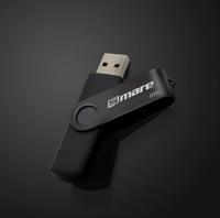 Флеш карта для телефона USB Smare OTG 8GB (8364OTG8)
