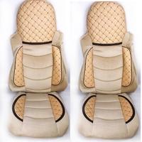 Чехлы сидений DAF XF105 от 2012г Евро 5  винил-кедр с крыльями (10230) DAF
