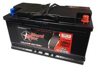 Автомобильный аккумулятор NORD STAR (92A/ч)/3490 NORD STAR