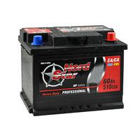 Автомобильный аккумулятор NORD STAR 60A/ч (3493) NORD STAR