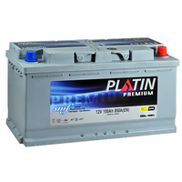 Автомобильный аккумулятор PLATIN Premium (100A/ч)/3529 PLATIN