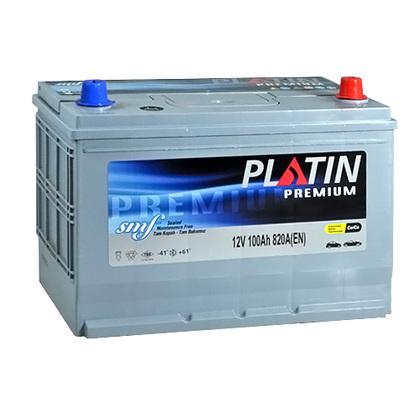 Автомобильный аккумулятор PLATIN Premium Jp (100A/ч)/3535