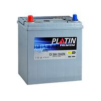 Автомобильный аккумулятор PLATIN Premium Jp (36A/ч)/3530 PLATIN