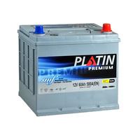 Автомобильный аккумулятор PLATIN Premium Jp (60A/ч)/3532 PLATIN