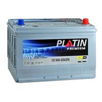Автомобильный аккумулятор PLATIN Premium Jp (90A/ч)/3534 PLATIN