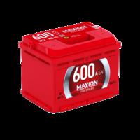 АКБ MAXION 6CT- 60Аз 600А L (8737)