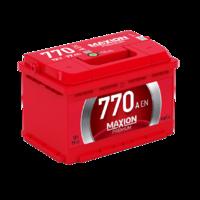 АКБ MAXION 6CT- 77Аз 770А R (8741)