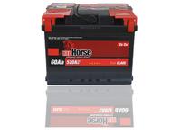 Автомобильный аккумулятор RED Horse (60A/ч)/3520